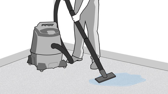 Dry vs Wet Carpet Cleaning